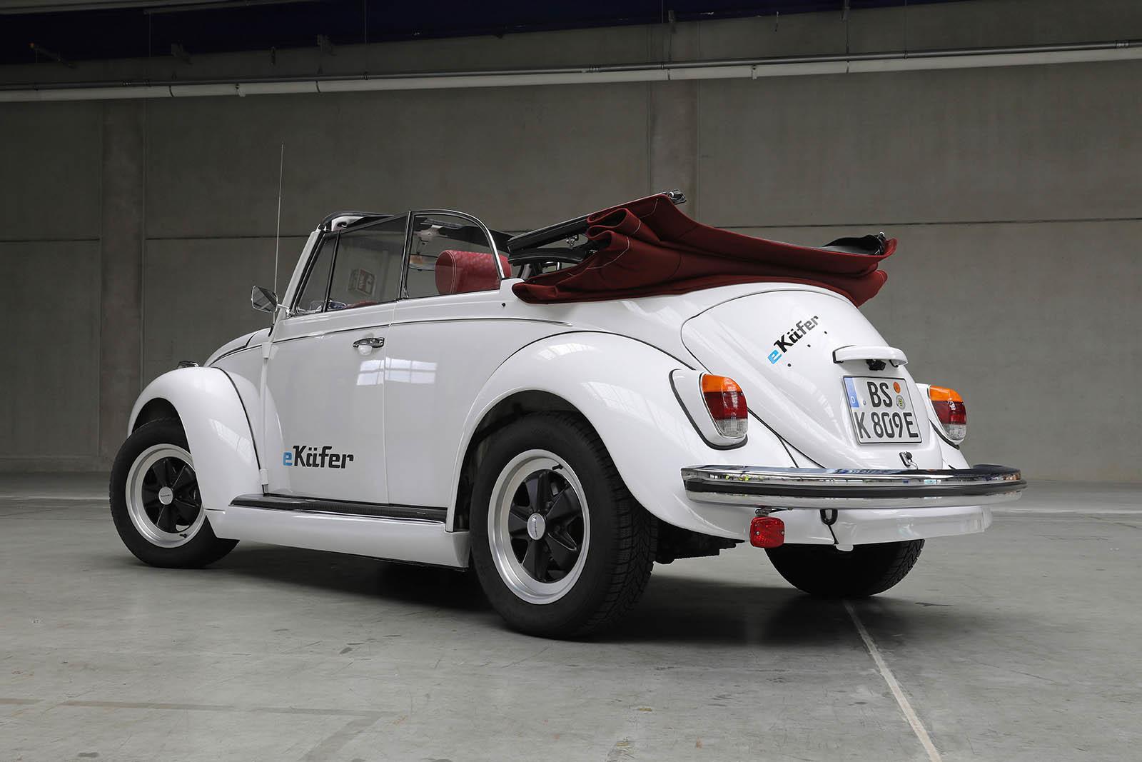 Foto de Volkswagen e-Beetle (15/19)