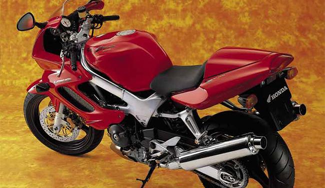 Honda VTR 1000 F