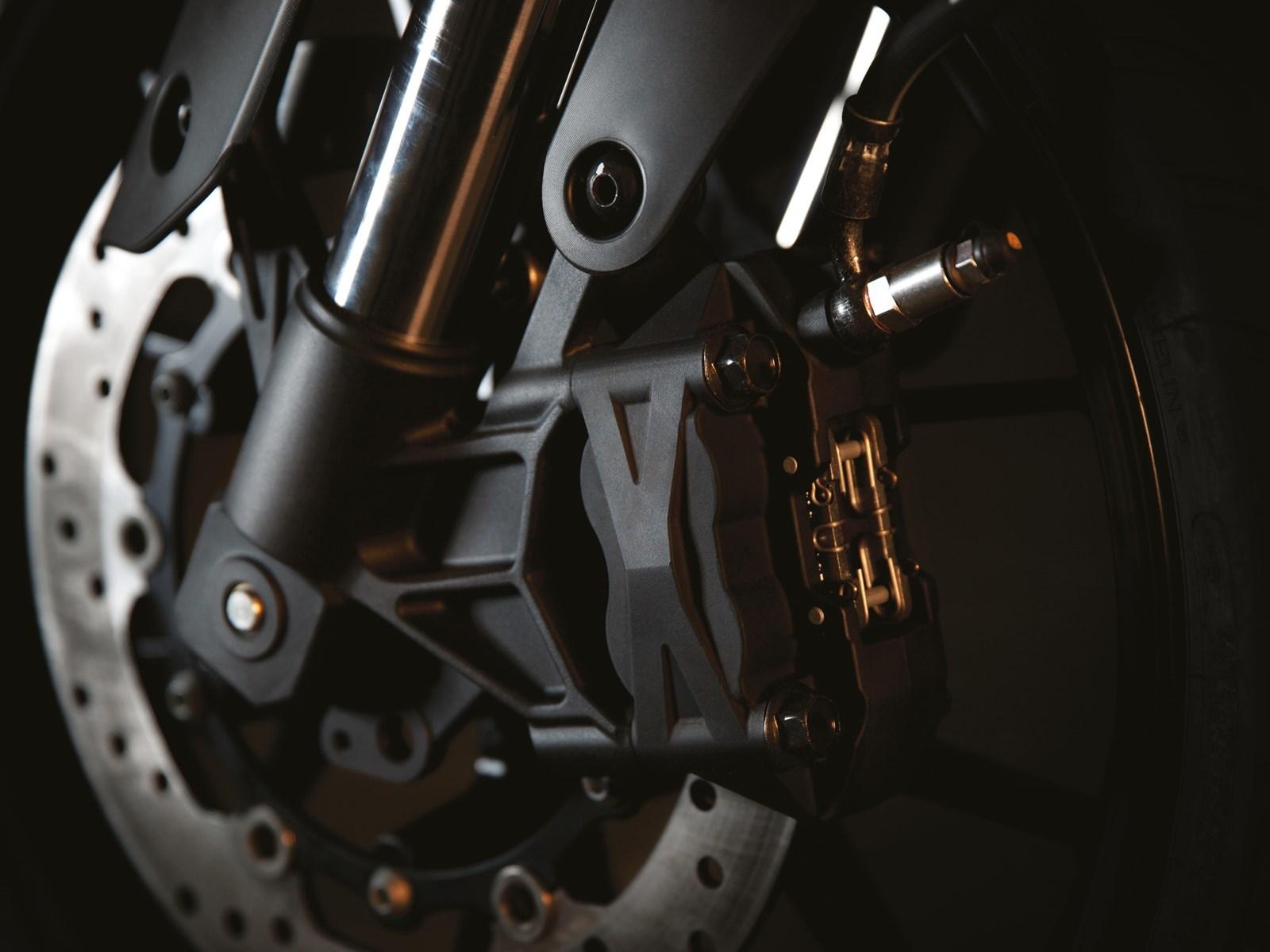 Foto de Yamaha MT-125, detalles (4/17)