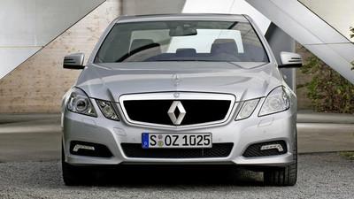 ¿Qué traman Mercedes-Benz y Renault?