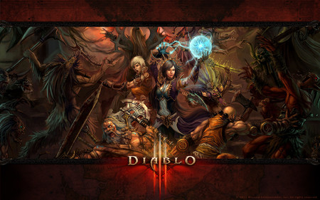 Diablo III: Eternal Collection nos muestra una nueva ración de su jugabilidad en Switch en estos 20 minutos de gameplay [GC 2018]