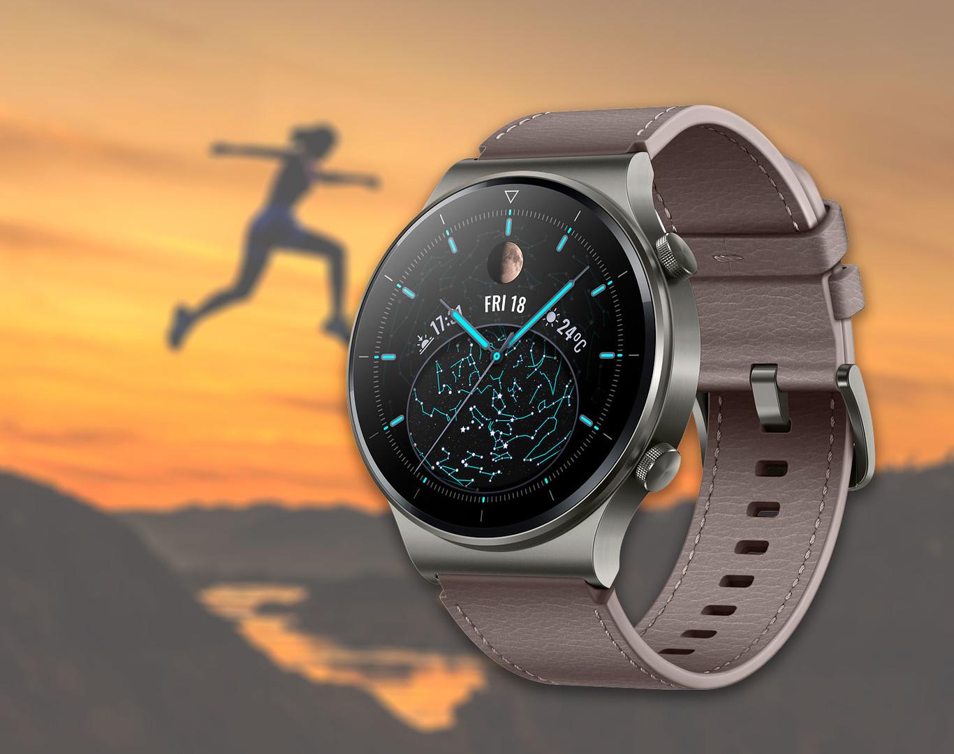Nuevo Huawei Watch GT 2 Pro: características, precio y ficha técnica.