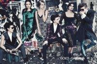 Campaña Otoño-Invierno 2011/2012 Dolce & Gabbana: cuantas más seamos ¡mejor!