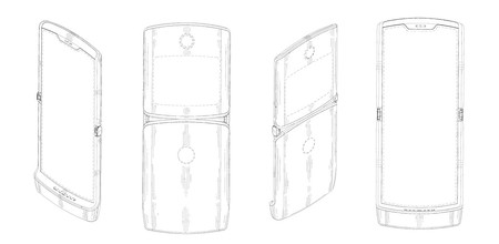 Nuevo Motorola RAZR sería el primer smartphone con pantalla plegable de Motorola, y sí también con notch