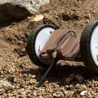 Minirobot de la NASA