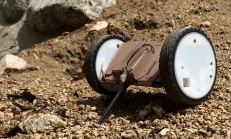 PUFFER es el nuevo y sorprendente minirobot de la NASA para explorar Marte