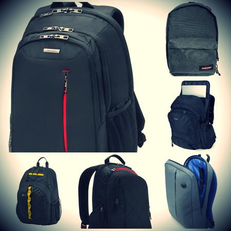 Las 8 mejores ofertas de mochilas para el portátil