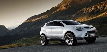 Ford iosis X Crossovert