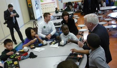 Eurest y FACE mejoran la atención a los niños celíacos que comen en la escuela