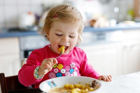 Verduras en la alimentación infantil: patata y batata