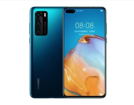 Nuevo Huawei P40 4G: Huawei relanza el P40 original cambiando el módem y reduciendo su precio