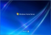 Capturas de Windows Home Server Beta 2 y Longhorn Server Beta 3