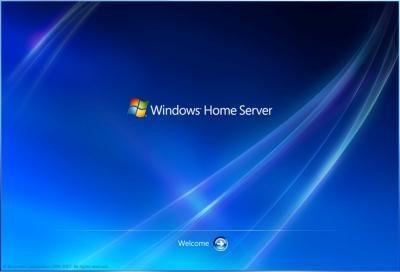 Capturas de Windows Home Server Beta 2 y Longhorn Server Beta 3
