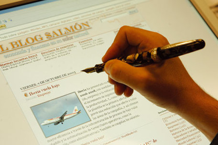 Entorno El Blog Salmón (I)