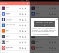 App Lock guarda tus archivos y bloquea las aplicaciones para que solo tú las puedas usar
