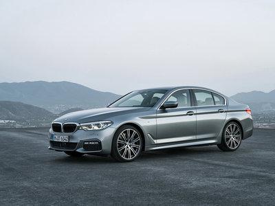 Aquí está el nuevo BMW Serie 5 2017 con toda la tecnología del Serie 7 (y más) en un tamaño más manejable