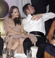 Brangelina celebran entre copas su estancia en Cannes