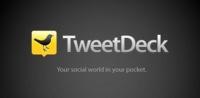 Tweetdeck para Android dejará de funcionar el 7 de mayo, lo mismo con los clientes de terceros sin actualizar