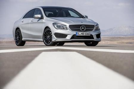 El Mercedes-Benz CLA triunfa en Estados Unidos