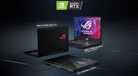 Las primeras laptops con GeForce RTX llegan a México y no sabemos si nos sorprende más su hardware o su precio