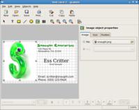 GLabels, editando etiquetas y tarjetas desde Linux