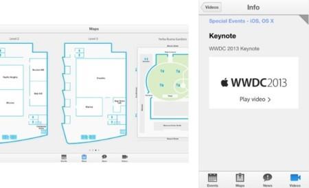 Apple lanza la aplicación oficial de la WWDC 2013 para iOS