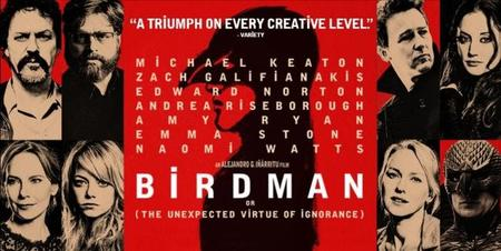 'Birdman (o la inesperada virtud de la ignorancia)', la película