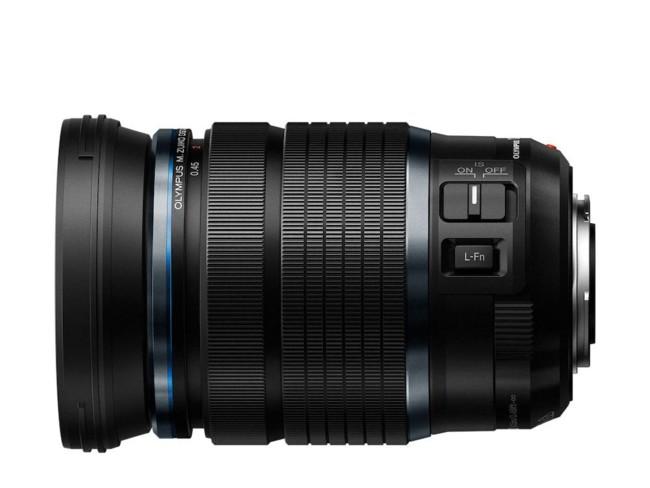 Lens Ez M1210 Black Product 010