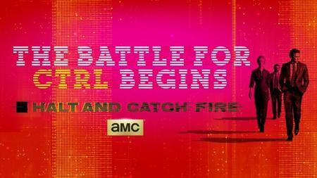AMC llega a España en HD con 'Halt & Catch Fire' y 'The Divide' como primeros estrenos