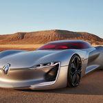 ¡No es ciencia ficción! El Renault Trezor anticipa los superdeportivos del mañana... y tu futuro Clio también