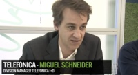 """No queremos hacer un iPhone o Android killer"", entrevista a Miguel Schneider de Telefónica I+D"