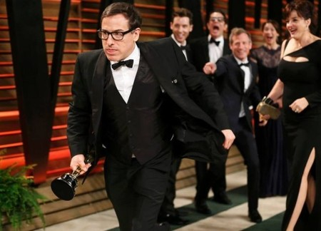 David O. Russell roba el Oscar de Spike Jonze