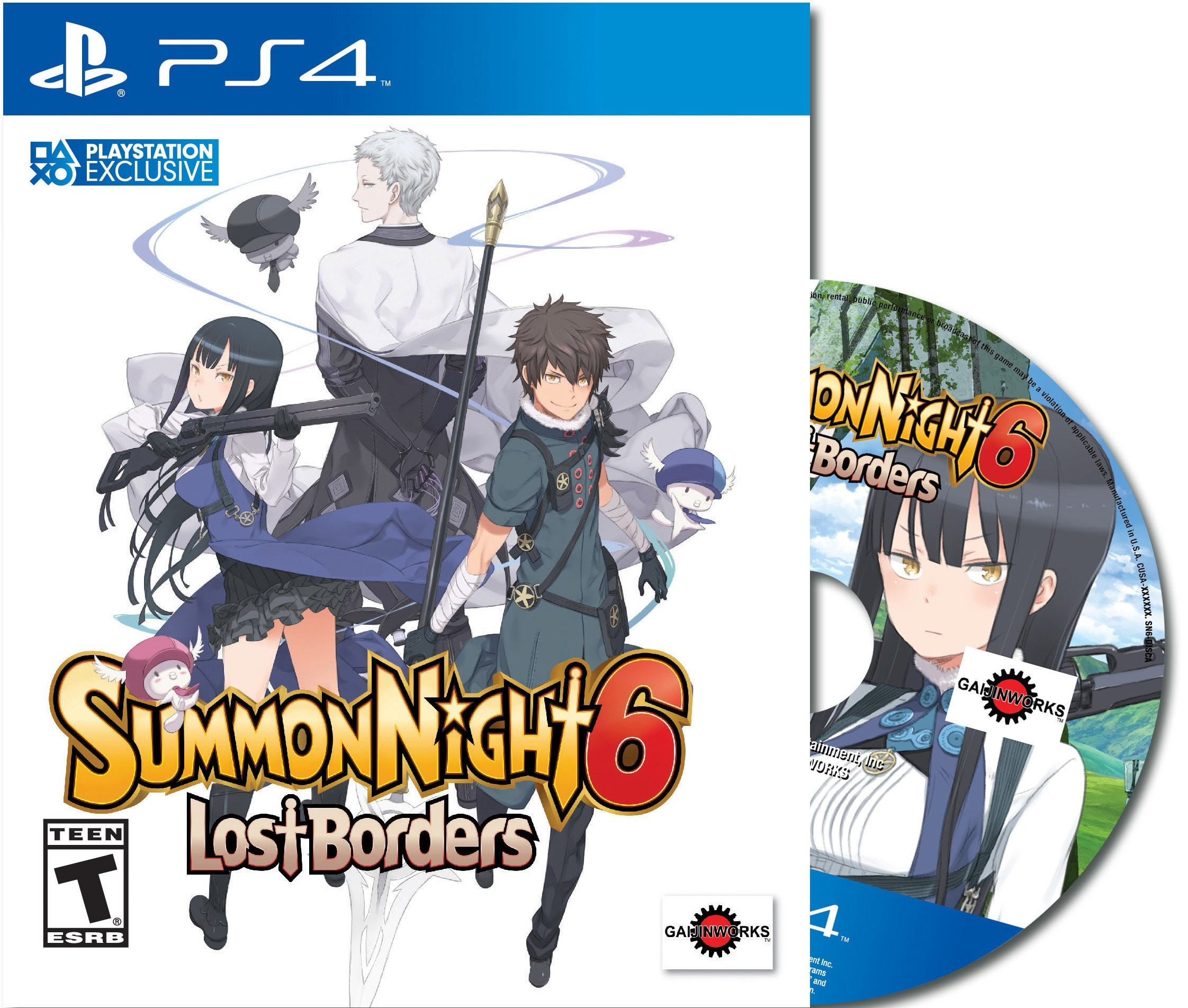 Foto de Summon Night 6: Lost Borders (31/34)