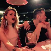 Amber Heard y Elon Musk: así es el estilo de la nueva pareja de moda