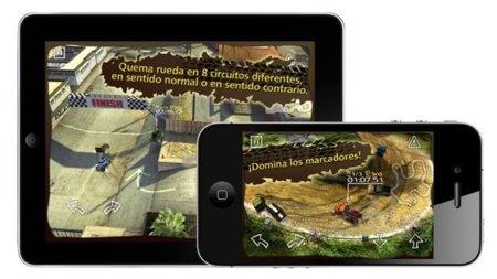 Reckless Racing, divertido juego de carreras con gráficos de calidad