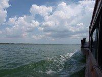 De Camboya a Vietnam en barco
