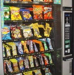 Los alimentos saludables ganan la batalla al fast food en las máquinas expendedoras