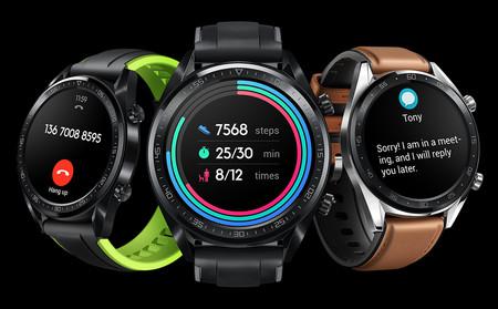 Huawei Watch GT se aleja de Wear OS y apuesta por su propio sistema: esto es lo que ofrece su nuevo reloj