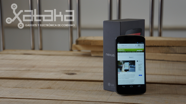 Nexus 4 Análisis en Xataka final