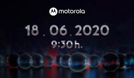 Motorola Edge Plus Fecha Presentacion Mexico 18 Junio 2020