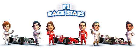 El F1 Race Stars está a la vuelta de la esquina