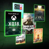 Xbox Game Pass recibe cinco juegos más en noviembre, entre ellos Sniper Elite 4 y OlliOlli 2 XL