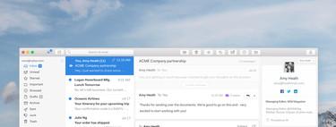 Mailspring, un excelente cliente de correo multiplataforma que nace de las cenizas de Nylas Mail