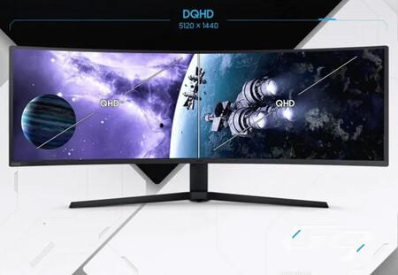 Se filtran las características del nuevo monitor ultrapanorámico de Samsung: panel curvo, Mini LED, 2000 nits y 240 Hz en pantalla