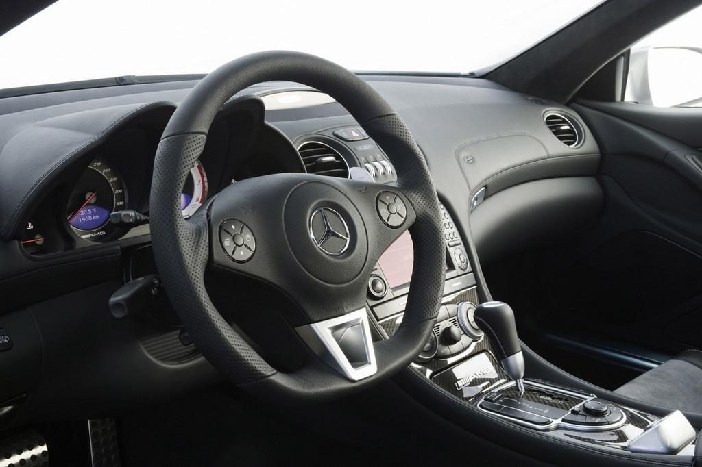 Foto de Mercedes-Benz SL 65 AMG Black Series (30/44)