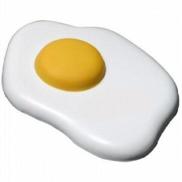 Si estás estresado, estrújate un huevo