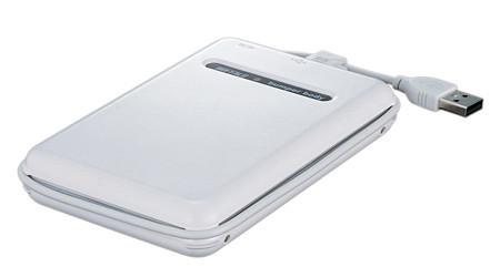 Disco duro portátil de 200 GB de Buffalo