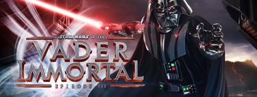Vader Immortal: A Star Wars VR Series traerá acción y sables láser a PS VR a finales de agosto