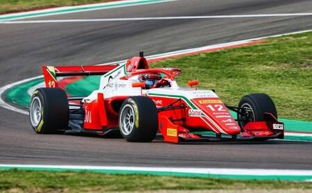 Vidales Imola Formula Regional 2021