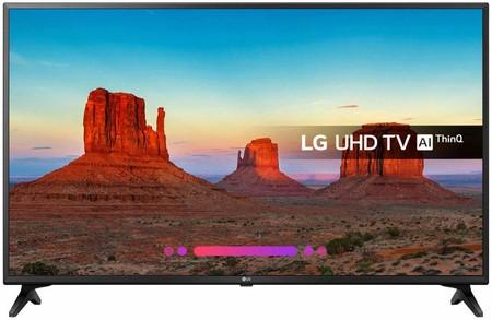 Ofertas PcDays en PcComponentes: Smart TV 4K de 43 pulgadas LG por sólo 279 euros